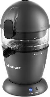 <b>Соковыжималка Kitfort</b> КТ-<b>1115</b>, черный — купить в интернет ...