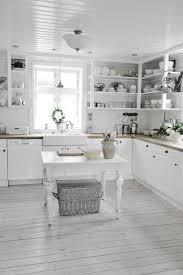 whitewashed shabby chic kitchen decor amazing white shabby chic