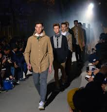 fashion week tokyo the menswear question to be showy or discovered samuel thomas