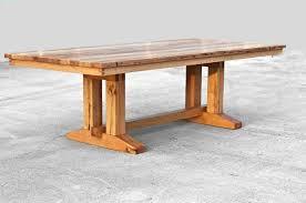 Custom Made Dining Room Furniture Innovative Ideas Custom Wood Dining Tables Wood Dining Table And