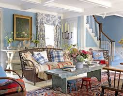 Living Room Country Decor English Country Cottage Living Room