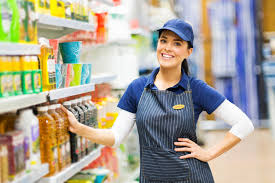 recruiting blog for the retail and service industries supermarket sw standing in store