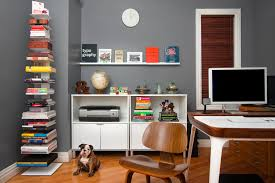 amusing design ideas for small apartments by brown white computer table amusing home computer