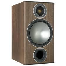 «<b>Полочная акустика Monitor Audio</b> Bronze 2 Black Oak ...