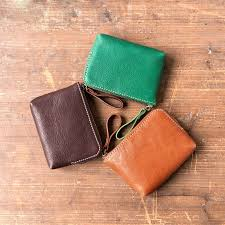 Head Layer of Leather <b>Unisex Mens Small Coin</b> Pouch Money ...