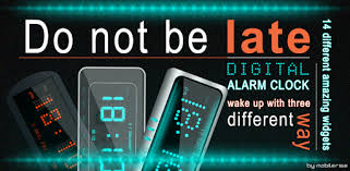 <b>Digital Alarm Clock</b> - Apps on Google Play