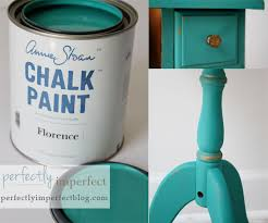 see the new annie sloan chalk paint color florence at perfectly imperfect learn how easy chalk paint colors furniture ideas