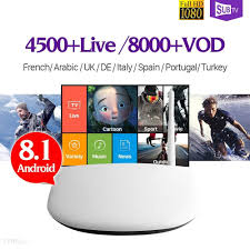 AliExpress Dalletektv <b>IPTV Europe</b> French <b>Android</b> 7.1 Smart TV <b>Box</b> ...