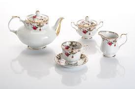 """<b>Чайный сервиз</b> на 6 персон """"Шиповник"""" <b>15 предметов</b> – купить в ..."""