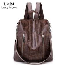 <b>Women Backpack Purse</b> Anti-theft <b>Rucksack</b> Lightweight <b>Travel</b> ...