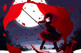 Webseries <b>Anime</b>: RWBY (red white <b>black yellow</b>)