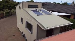 Brilliant off grid sq  ft  debt   tiny home built for less    An error occurred