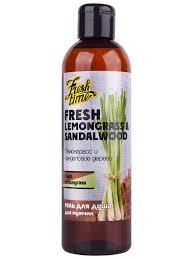 <b>Гель</b> для <b>душа Fresh</b> lemongrass Лемонграс и сандаловое ...