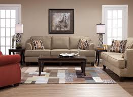 Upholstery Living Room Furniture Serta Upholstery By Hughes Furniture 5600 Stationary Living Room