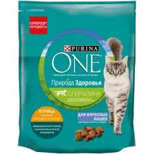 <b>Сухие корма Purina</b> One для кошек — Купить в интернет ...