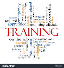 training word cloud concept great terms stock illustration training word cloud concept great terms such as classroom education trade vocational