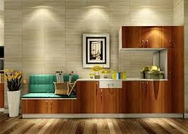 wood flooring side cabinet and lighting rendering cabinet and lighting