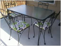images outdoor wrought iron tablechairs