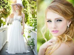 bride after just having hair and makeup done by memphis salon and spa studio larue