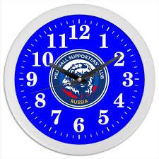 Часы круглые из пластика <b>Millwall MSC</b> watch #2776299 от ...