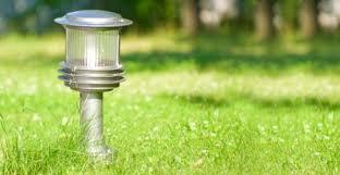 Lanterne Da Giardino Economiche : Lampade e lampioni da giardino eco fai te