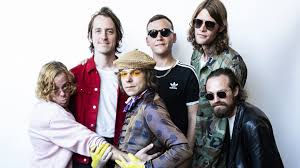 <b>Cage the Elephant</b> | Morning Becomes Eclectic | KCRW