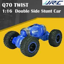 <b>JJRC</b> Q70 Torsión <b>2.4G</b> doble lado cuatro ruedas Buggy Stunt Rc ...