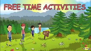 Talking about Hobbies and Free Time Activities - YouTube