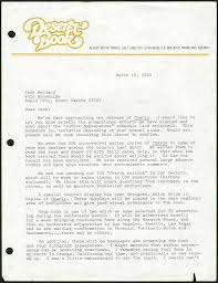 literary worlds > jack weyland letter from deseret book to jack weyland 10 1980