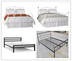 single x canopy bedroom
