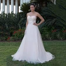 <b>Eightree</b> A line Chiffon Wedding Dress 2 Pcs Crop Top Lace Bridal ...