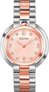 Купить <b>женские</b> кварцевые <b>часы Bulova</b> в интернет-магазине ...