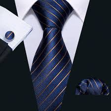 2019 Mens Wedding Tie <b>Brown</b> Foral Silk Tie Hanky Set <b>Barry</b>.<b>Wang</b> ...