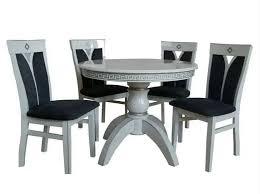Гостиный Комплект Стол <b>Грене</b> Круглый+стулья Арро (4 Шт ...
