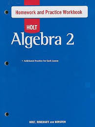 Holt Algebra   Book Online   amazon holt algebra   california     homework help holt who can do my essay for me