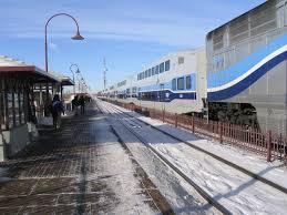 Sainte-Anne-de-Bellevue station