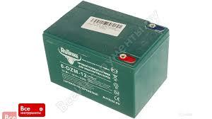 <b>Тяговый гелевый аккумулятор rutrike</b> 6-DZM-12 12V1 купить в ...