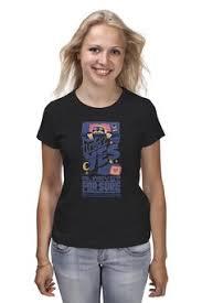 """Женские <b>футболки</b> c авторскими принтами """"Юмор и приколы ..."""