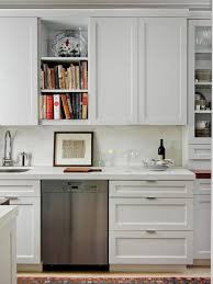 kitchen cabinets epm contemporary white kitchen with shaker cabinets to refine a kitchen