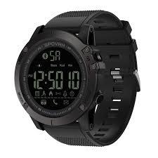 SPOVAN <b>Digital Watch Men's</b> Waterproof Sport Clock Men ...