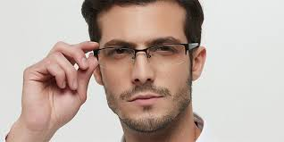 Black <b>High Quality Men</b> Glasses | Recoolglass