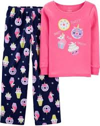 Cozy <b>Styles</b>: Kid Girl Pajamas   Carter's   <b>Free Shipping</b>