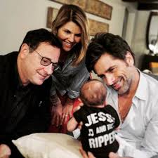 John Stamos' Baby Meets Fuller House Friends and More <b>Sweet Off</b> ...