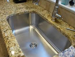 undermount kitchen sink stainless steel: picture of glass undermount kitchen sink