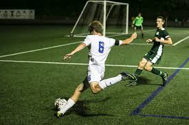 fort thomas matters sports  highlands senior logan groneck 6 makes a move in thursday s game against cincinnati mcnicholas groneck scored the lone goal for the bluebirds in a 3 1