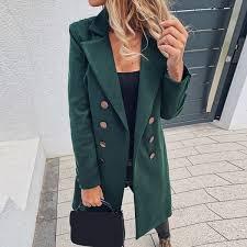 2019 <b>ADISPUTENT</b> 2019 Autumn Fashion Jacket <b>Women Solid</b> ...