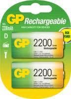 <b>GP</b> Rechargeable 2xD 2200 mAh – купить аккумулятор <b>D</b> ...