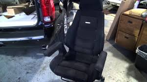 recaro office chair recovering and restoration by cooks upholstery redwood city honda recaro seat office