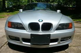 4usch7325tlb68812 1996 bmw z3 roadster 35475 original miles arctic silver black leather 5 speed bmw z3 1996 photo 5