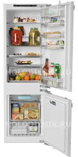 <b>Встраиваемый двухкамерный холодильник Siemens</b> KI 86 NAD ...